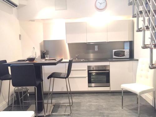 """Appartement """"Le Paradis blanc"""