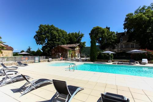 Domaine du Château de Monrecour - Hôtel et Restaurant - Proche Sarlat, Saint-Vincent-de-Cosse
