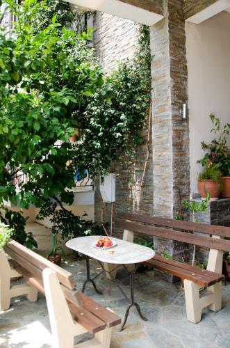 Отель Ioannis Avrades Apartments 0 звёзд Греция