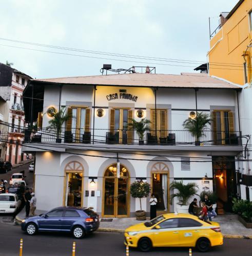 Hotel Casa Panamá, Panama