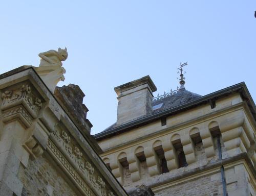 Chateau de La Fontenelle