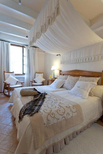 Standard Doppel- oder Zweibettzimmer Son Sant Jordi 1