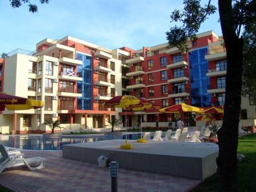 Bulgarienhus Anita Apartments
