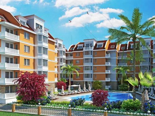 Sunny Beach Apartment 17, Солнечный берег