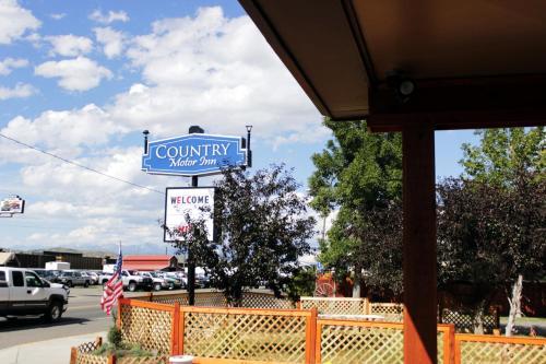 Country Motor Inn Livingston Mt United States Overview