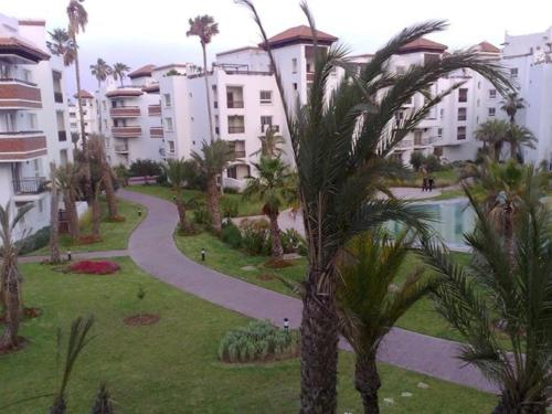 Piscina Appartement Marina Agadir