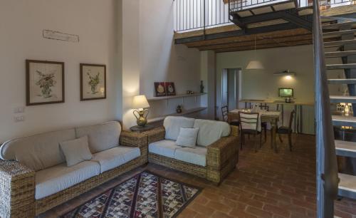 Отель Casa Vacanze Le Fornaci 0 звёзд Италия