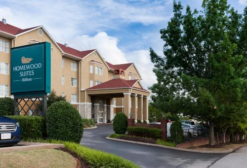 Homewood Suites By Hilton Chattanooga Hamilton Place Chattanooga Tn United States Overview