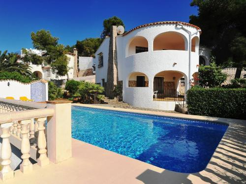 Отель Holiday home Balcón al Mar VII Jávea 0 звёзд Испания