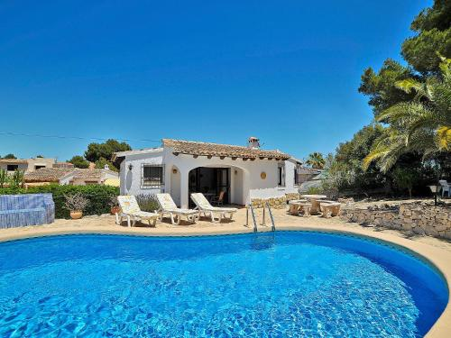 Holiday home Casa Bondi Moraira