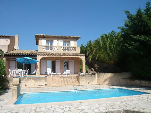 Holiday Home Kazi Cavalaire Sur Mer