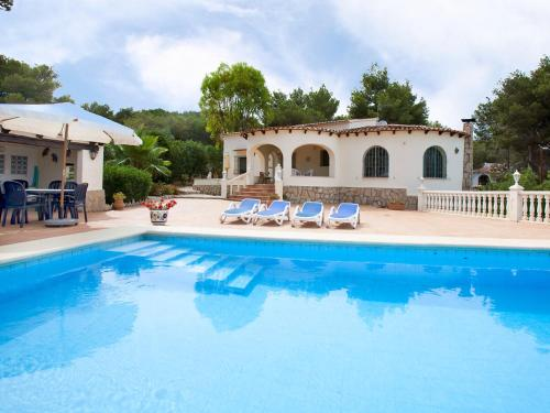 Отель Holiday home Buenavista IV Benissa 0 звёзд Испания