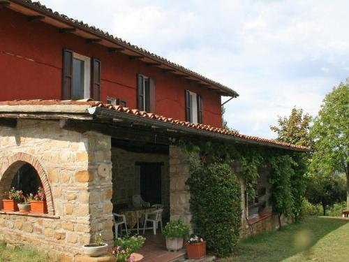 Holiday home Rossa Mergnano