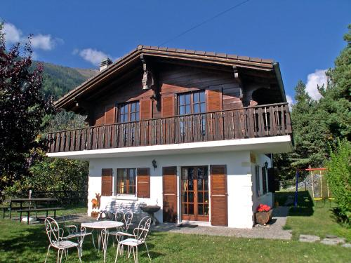 Отель Holiday home Le Gringalet Ovronnaz 0 звёзд Швейцария