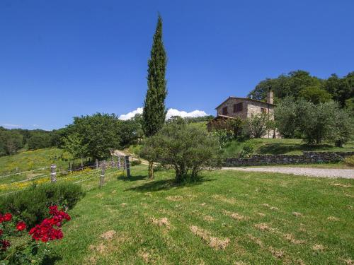 Отель Holiday home Podere Casalini Scansano 0 звёзд Италия