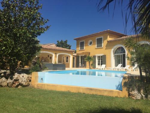 Villa Languedocienne