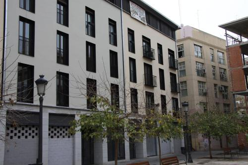 Apartments Hiedra Mercat Central, hotel en Valencia