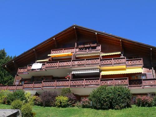 Отель Chaperon Rouge II Chesieres 0 звёзд Швейцария