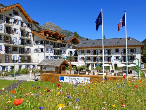 Vallorcine Mont-Blanc & Spa 1