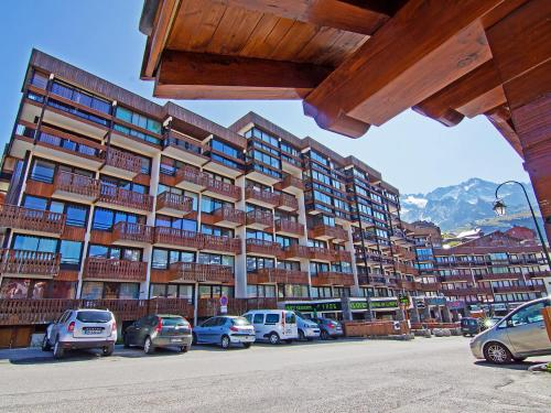 Отель Apartment Neves I Val Thorens 0 звёзд Франция