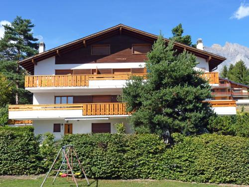 Apartment Chatillon IV Ovronnaz