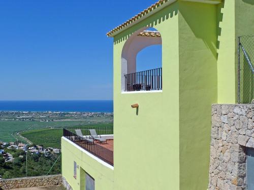 Отель Holiday home Casa Pistacho Pego 0 звёзд Испания