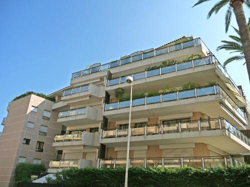 Отель Apartment Terrasse Palm Beach Cannes 0 звёзд Франция