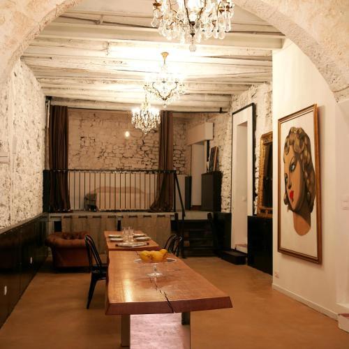 Le Castel - Loft En Ville