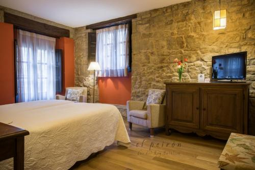 Triple Room El Peiron 3
