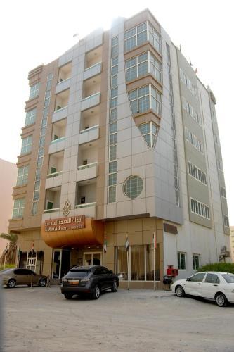 HotelAmwaj Hotel Suites