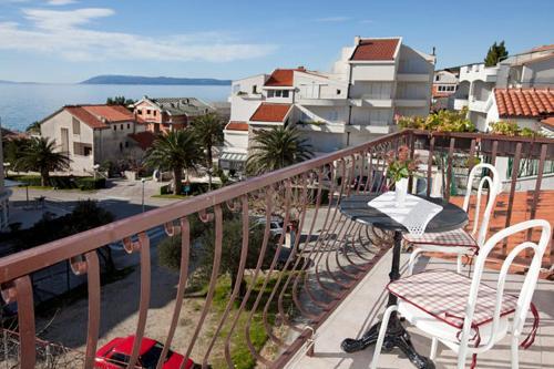 Отель Apartmani Milkovic 3 звезды Хорватия