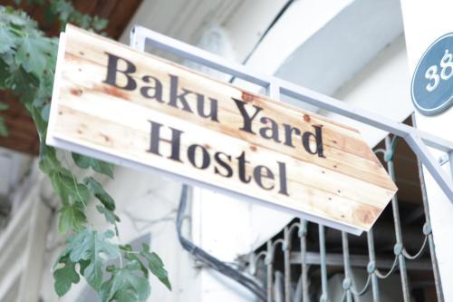 Отель Hostel Baku Yard 0 звёзд Азербайджан