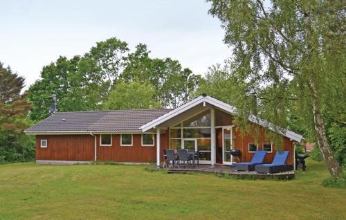 Holiday home R�vegravs-Aasen