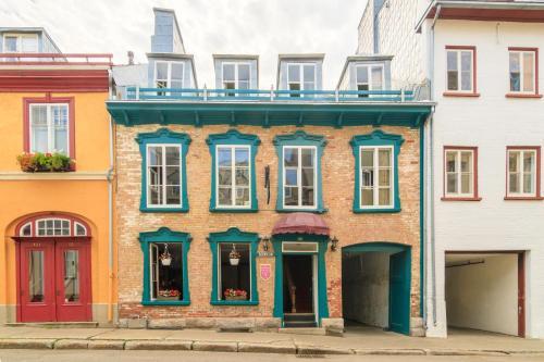 Picture of Hôtel Maison Ste-Ursule