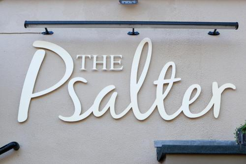 Psalter, The,Sheffield