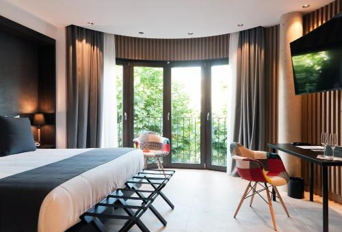 Superior Double Room Vila Arenys Hotel 1