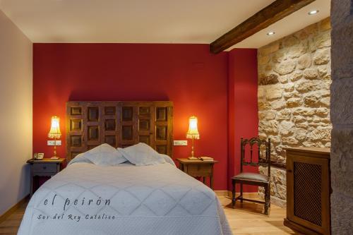 Habitación Doble Superior - 1 o 2 camas El Peiron 6
