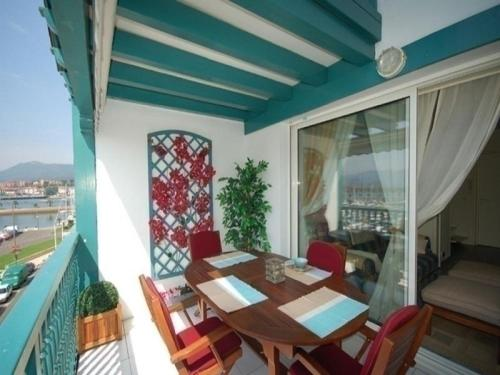 Rental Apartment Port Hendaye 82C - Hendaye