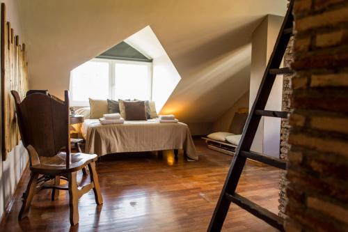 Habitación Doble Superior - 1 o 2 camas El Balcon de las Nieves 12