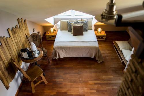 Habitación Doble Superior - 1 o 2 camas El Balcon de las Nieves 15
