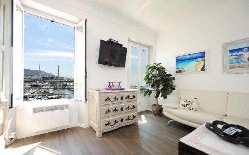 Отель Appartement Cannes avec vue sur le port 0 звёзд Франция