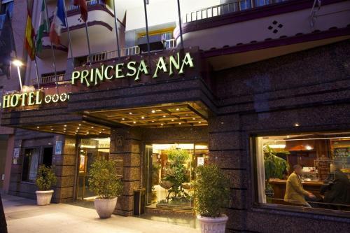 Hotel Princesa Ana Granada