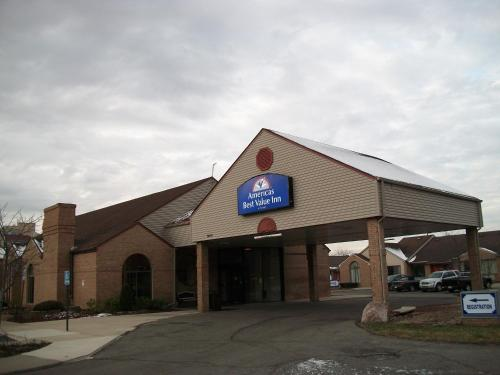 Americas Best Value Inn Romulus/Detroit Airport MI, 48174