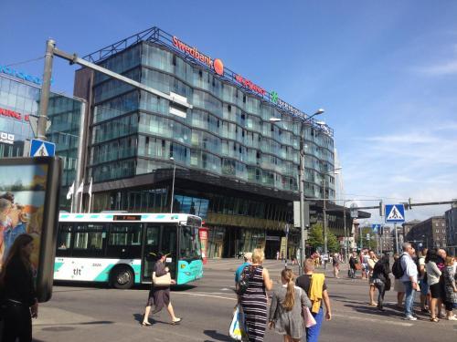 Heart of Tallinn Foorum Apartment