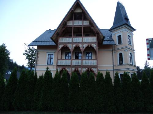 Отель Apartment in Villa Svoboda 0 звёзд Словения