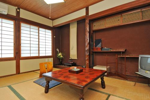 Japanese-Style Room with Shared Bathroom - Non Smoking