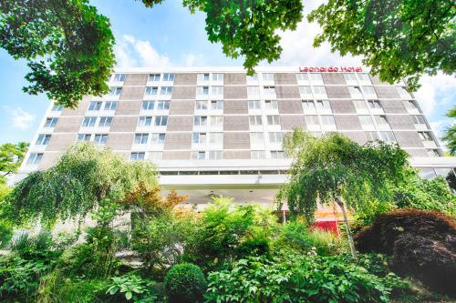 Leonardo Hotel Munich Arabellapark photo 19