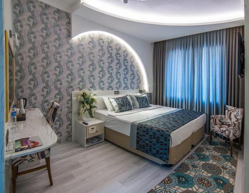 Отель Dündar Hotel 4 звезды Турция
