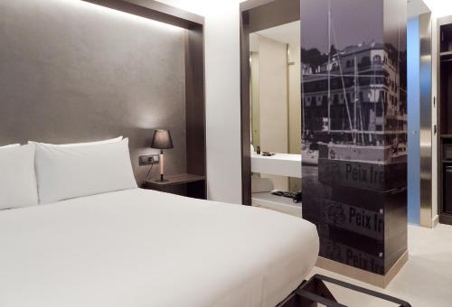 Habitación Doble Vila Arenys Hotel 2