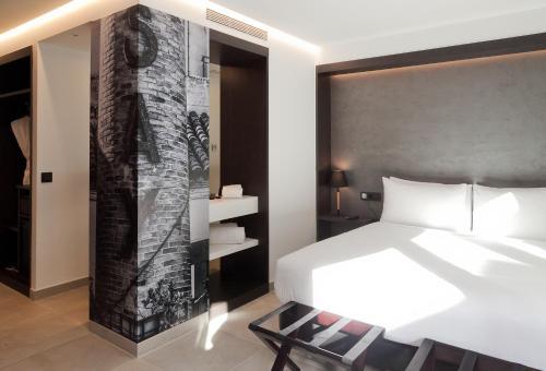 Habitación Doble Vila Arenys Hotel 4